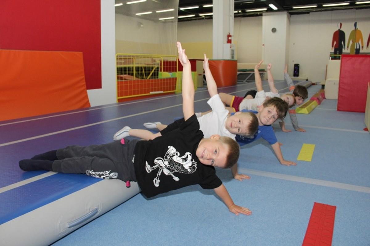 о гимнастике